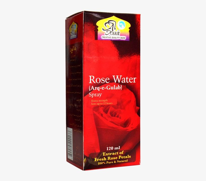 al kahir rose water
