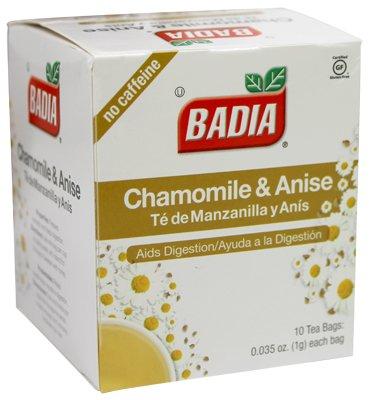 badia chamomile and anise