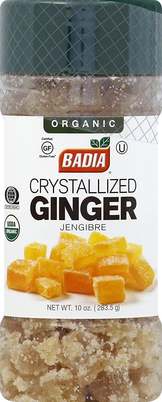badia crystallized ginger