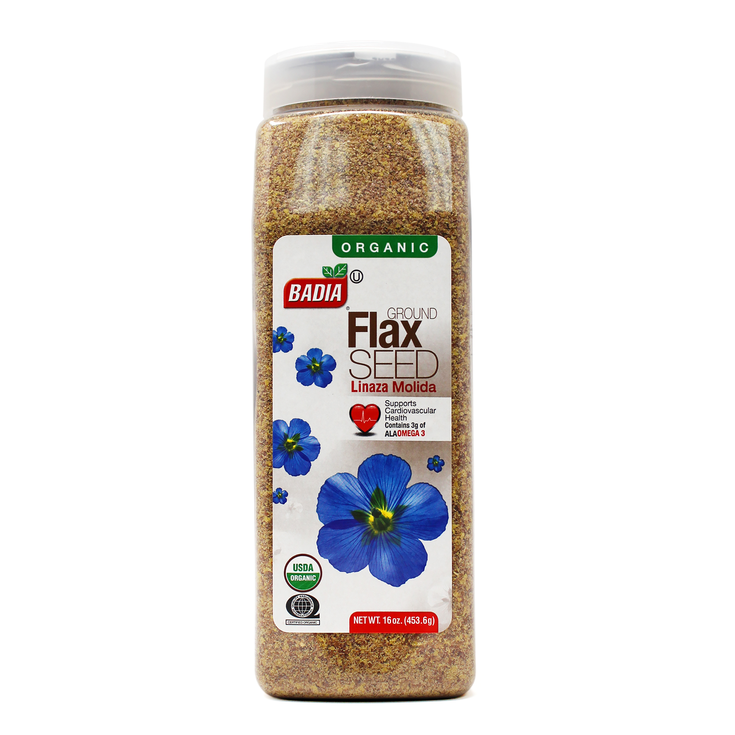 badia flax seed