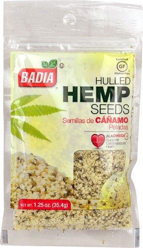 badia hemp seeds 1.25oz