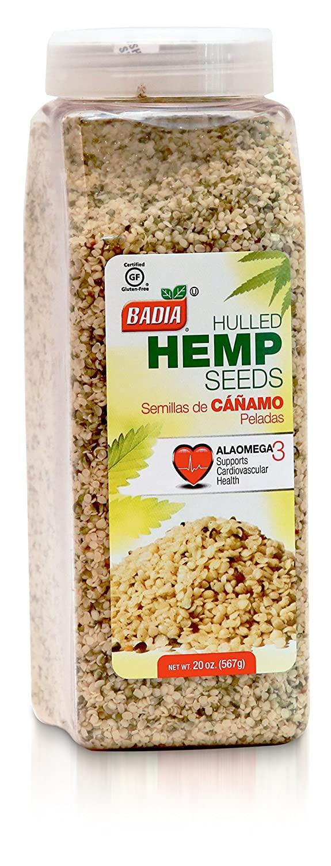 badia hemp seeds