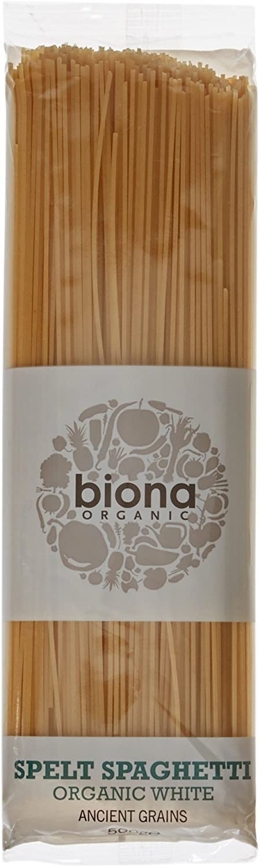 bioana organic white spelt spaghetti
