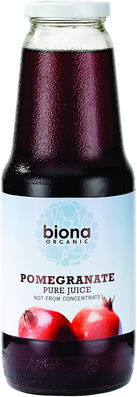 biona pomergrante juice