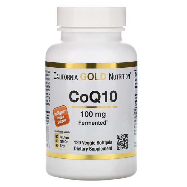 california gold nutrition 100mg