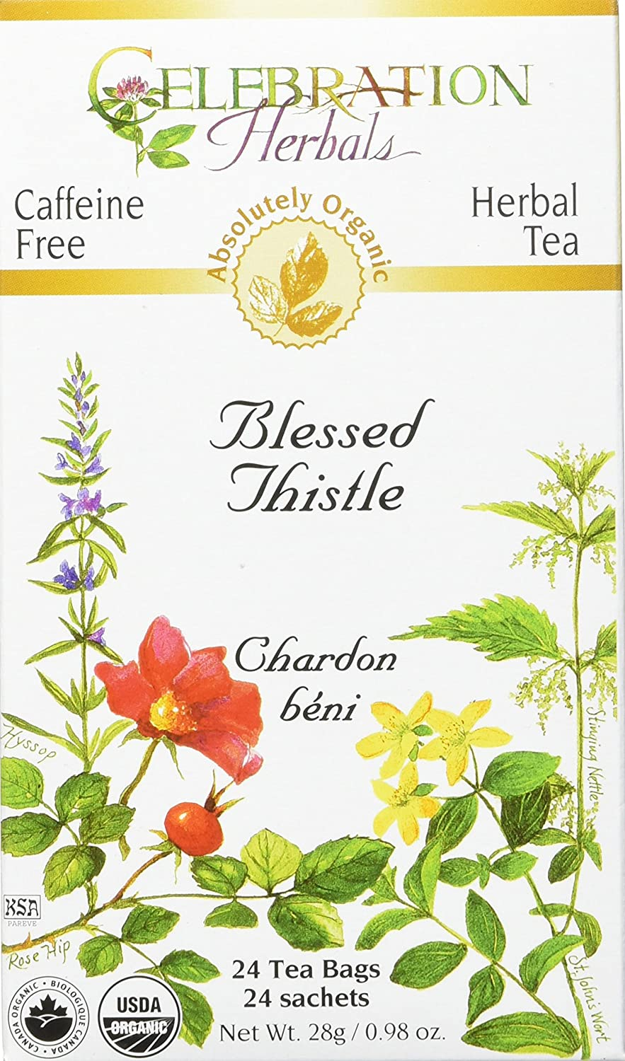 celebration herbals blessed thistle