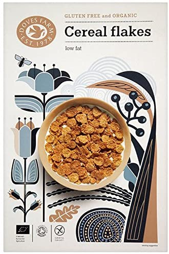 df cereal flakes