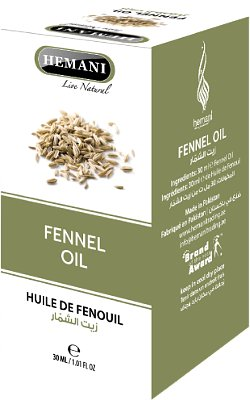 hemani fennel oil