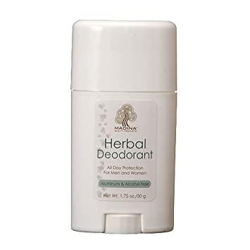 herbal deodorant madina
