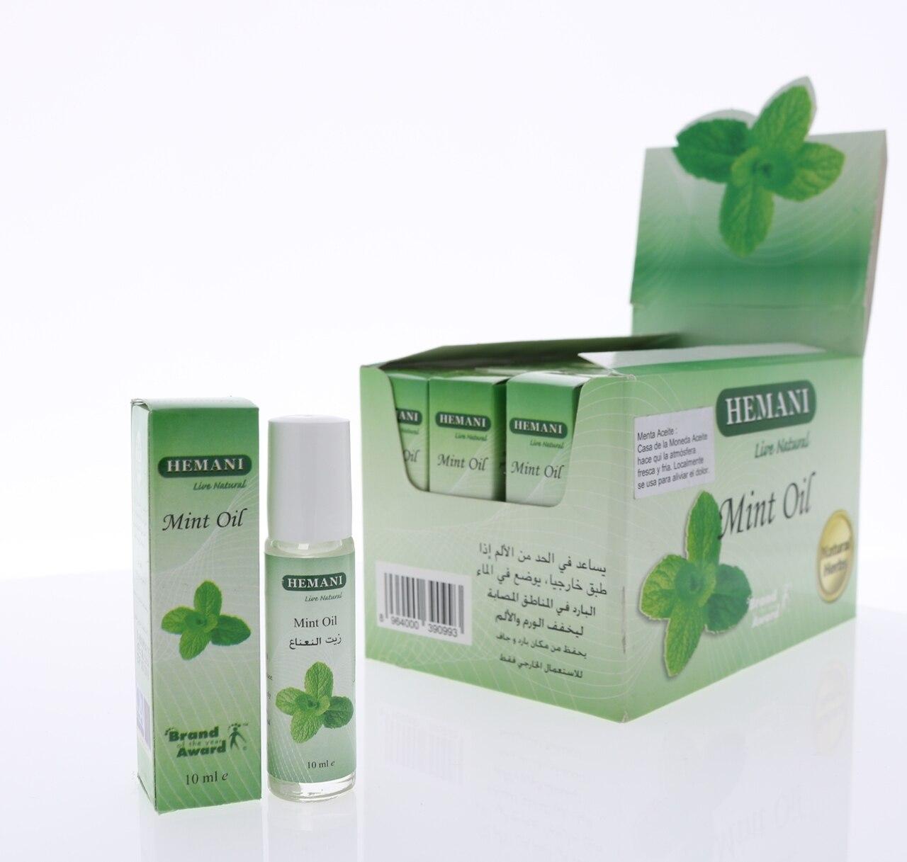 hermani mint oil