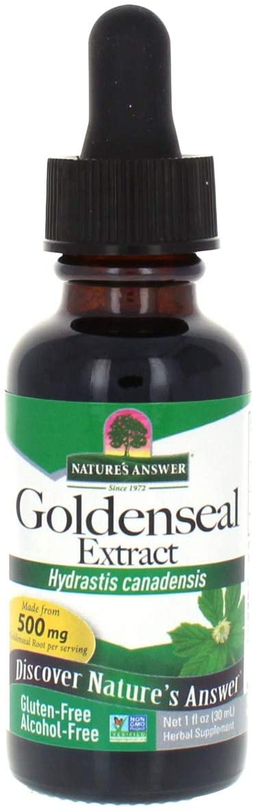 nature's answer goldenseal extract