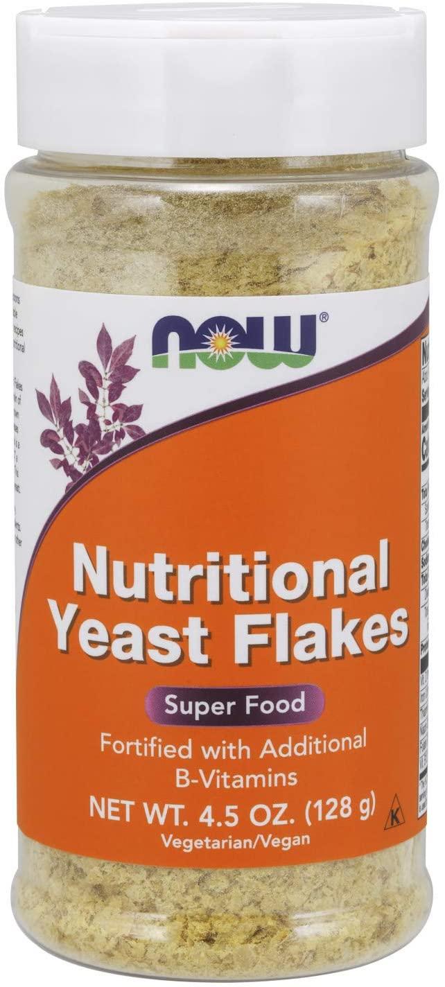 now foods nutriotional yeast flakes
