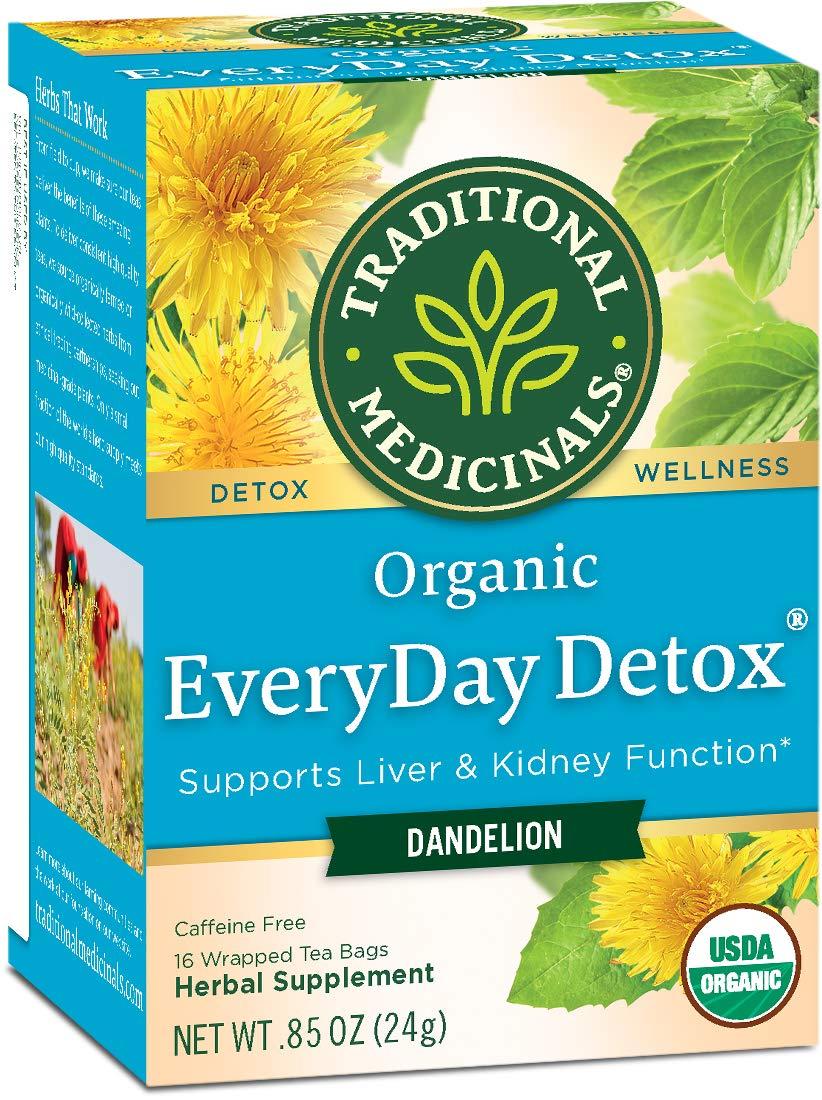 organic everyday detox