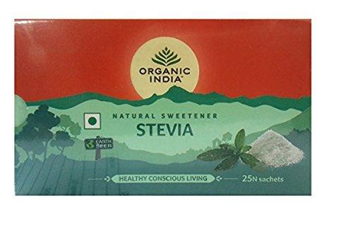 organic india stevia