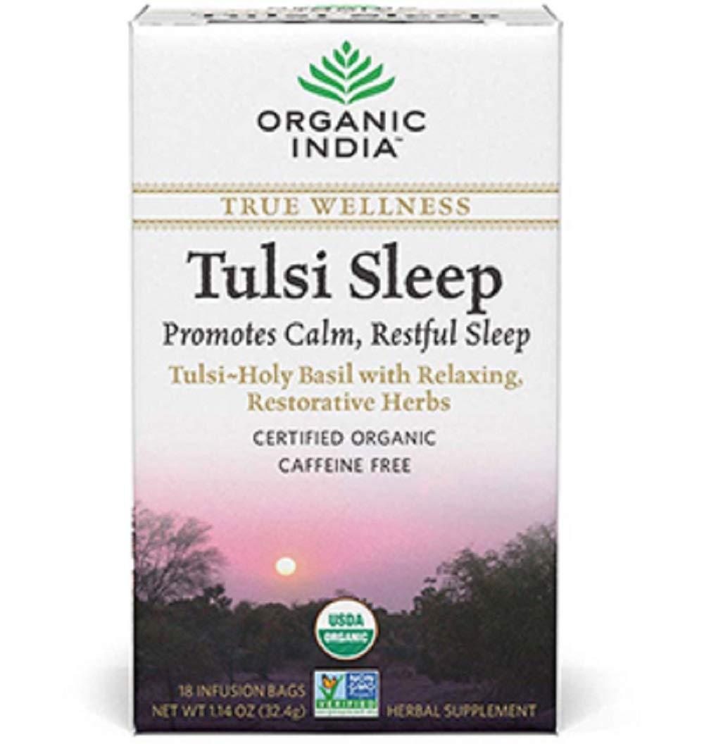 organic tulsi sleep