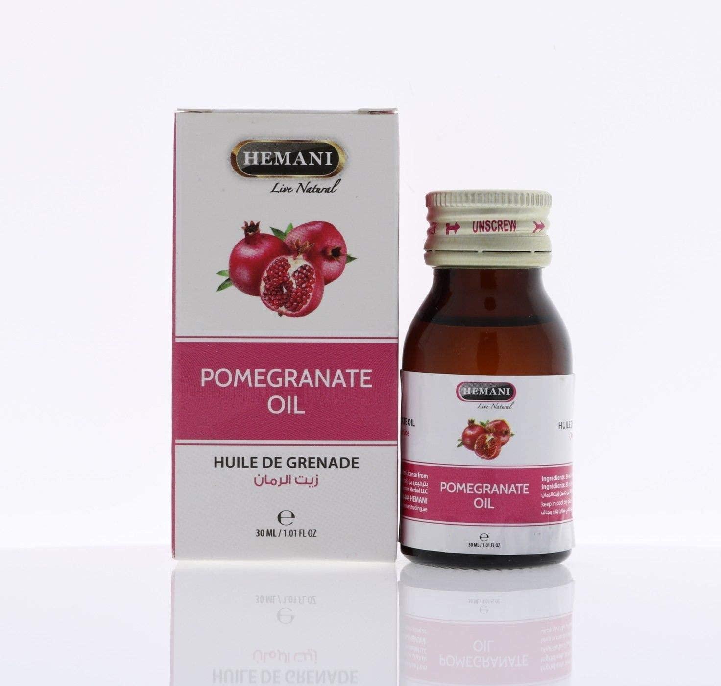pomergrante oil
