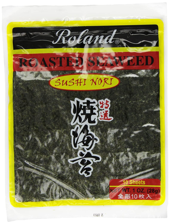 roland roasted seaweed
