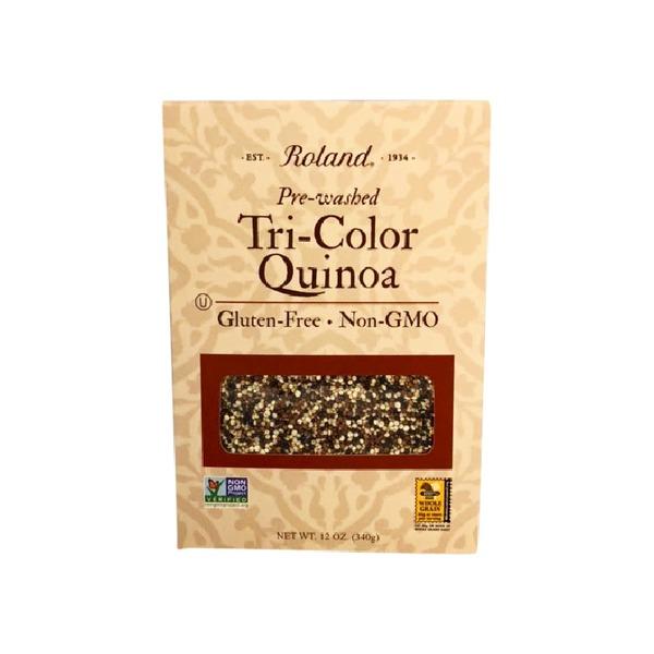 roland tri-color quinoa