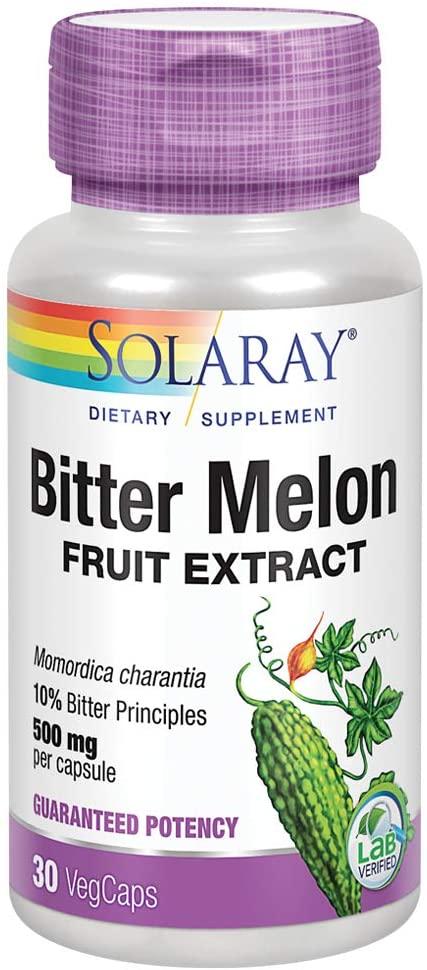 solaray bitter melon fruit 500mg