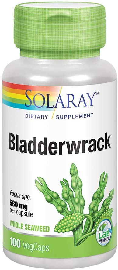 solaray bladderwrack 580mg