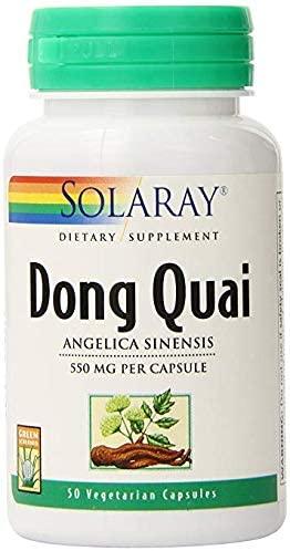 solaray dong quai 50 capsules