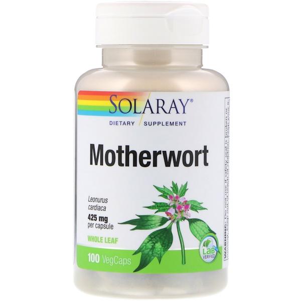 solaray motherwort