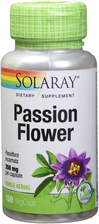 solaray passion flower