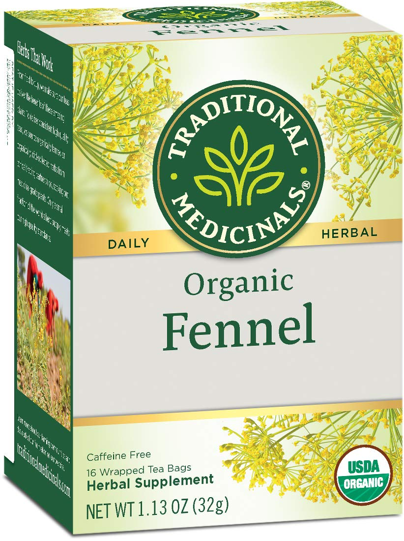 traditional medicinals organic fennel