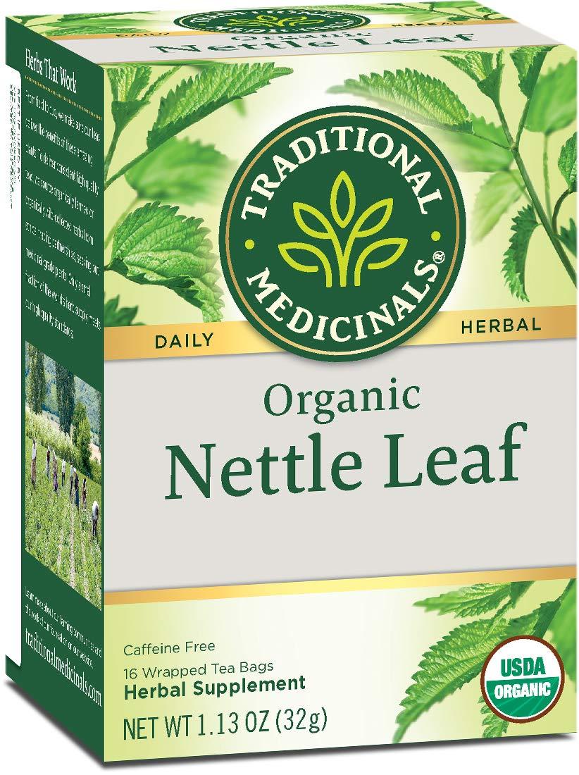 traditional medicinals organic